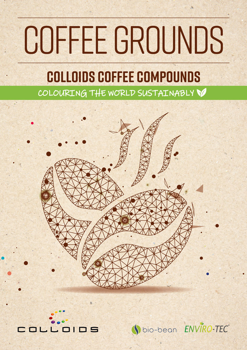 Coffee Grounds Colloids Coffee Compounds